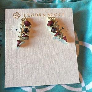 Kendra Scott Clarissa earrings